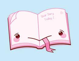 500 book by milkbun