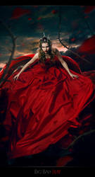 Red Queen by BigBad-Red