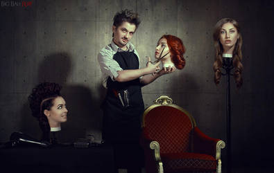 Barber by BigBad-Red