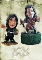 Jacky Chan And braveheart by FarawayPictures