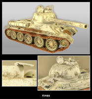 T34-85 Image 1 by FarawayPictures