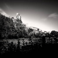 Corfe Castle by Jez92