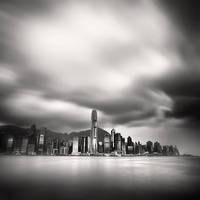 Hong Kong Skyline I by Jez92
