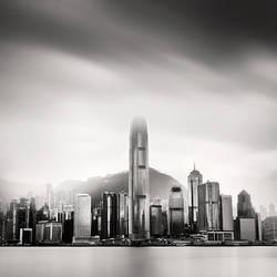 Hong Kong Island by Jez92