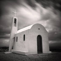Cretan Church I by Jez92