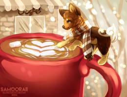 .: Cappuccino :. by Hevirago