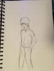 Random Sketch by grumpygrunt17
