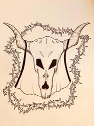 Magus bride Fan Art by grumpygrunt17