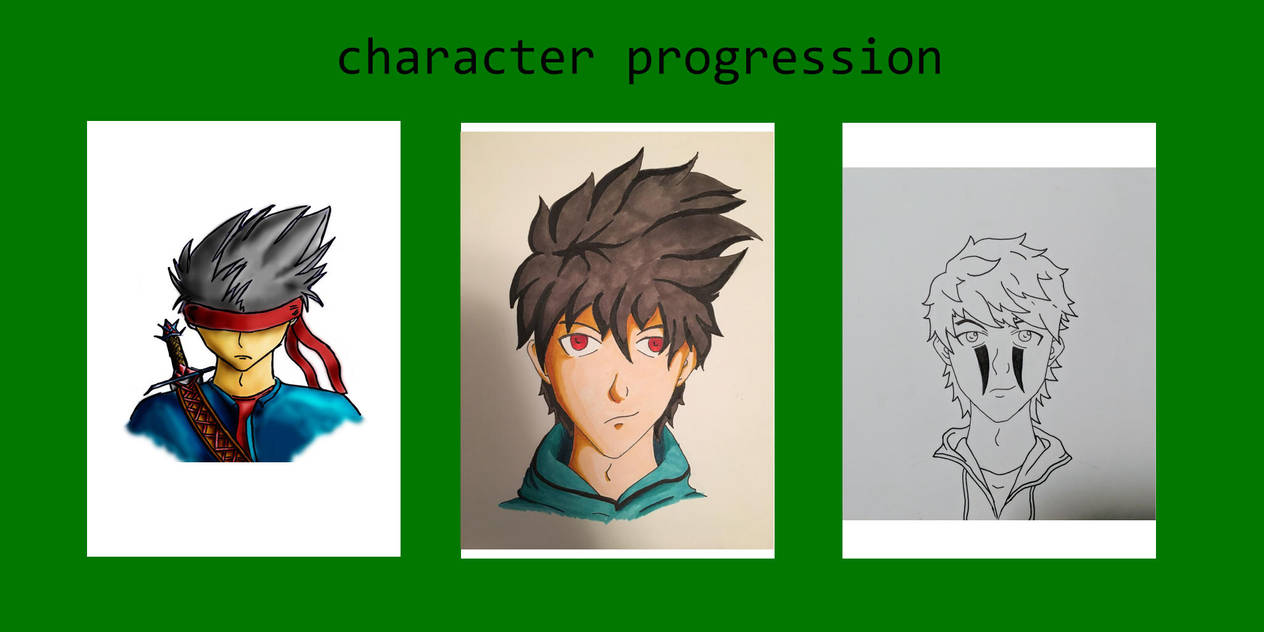 Haru Comparison by grumpygrunt17