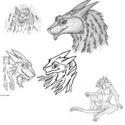 Sergals by marek276