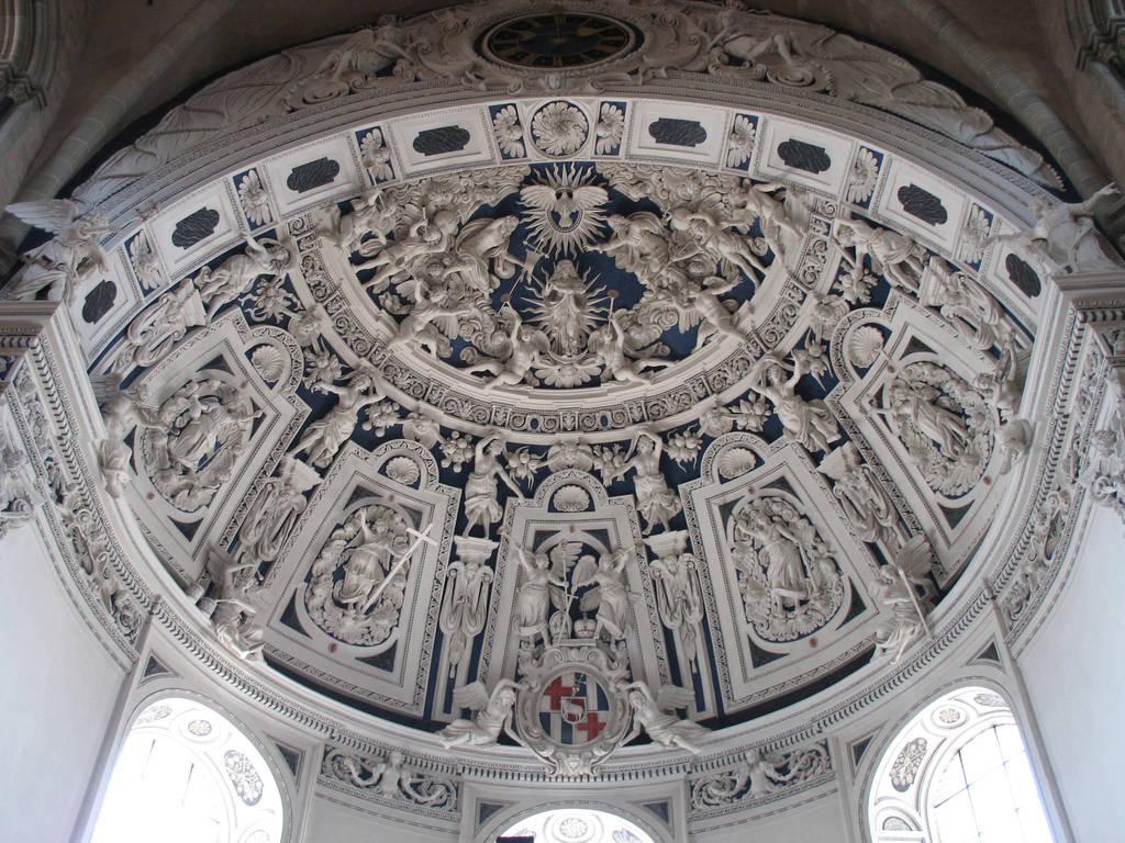 Church ceiling by LaurensStock