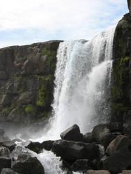 Waterfall No20 by LaurensStock