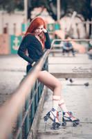 Sk8er Girl by CradleOfDoll