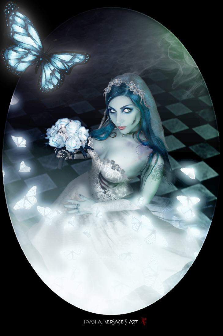 Corpse Bride by CradleOfDoll