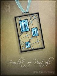 Amulet of Portals by Rittik