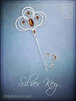 Silver Key by Rittik