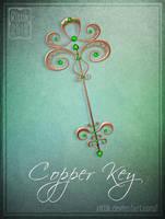 Copper Key by Rittik