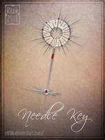 Needle Key by Rittik