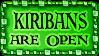 Kiribans are open by Rittik