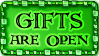 Gifts are open by Rittik