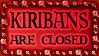 Kiribans are closed by Rittik