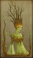 Fiar, the Forest People by Rittik