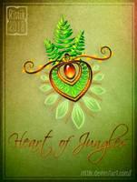 Amulet - Heart of Jungles by Rittik