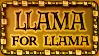 Llama for llama by Rittik