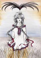 Oh Black Raven by Torukia