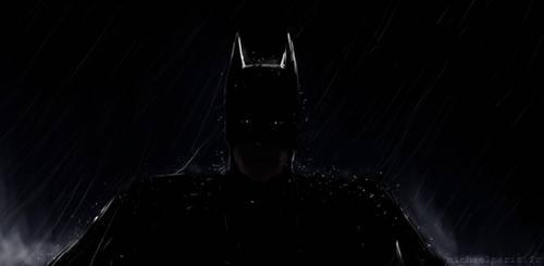 Dark as Knight by irissee