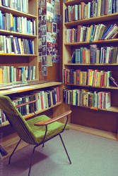 Used Book Store no.2 by ronni