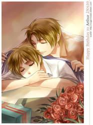 Happy Birthday Arthur by scarlet-xx