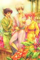 Gintama by scarlet-xx