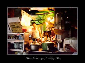 Open Kitchen by causewaybay