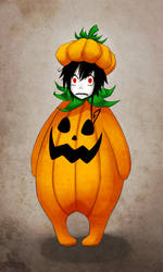 Pumpkin' Jack by Naimane