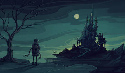 Ghost Town by Naimane