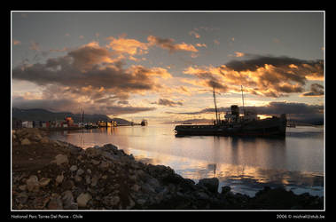 Patagonia Pano 3 by stubbe