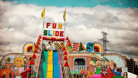 Summer Fair by chrisbstacey