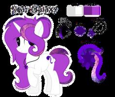 MLP [Next Gen]-Star Galaxy(New Oc,Style) by StarGlaxy