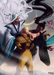 Avatar Spirits by MeTaa