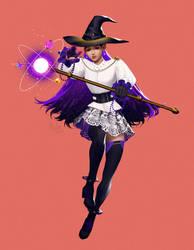 Sorceress by MeTaa