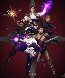 Heroes by MeTaa
