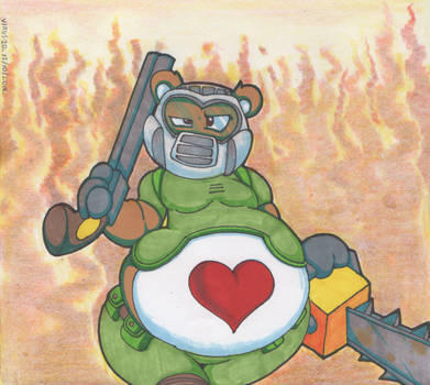 Care Bears. Doom.. by Virus-20