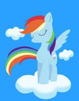 Rainbow Dash by DisneyGirl52