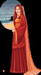 Melisandre by Elaitea
