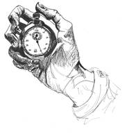 Holding Time by lildoombat
