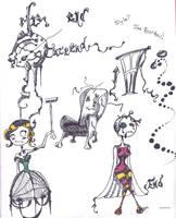 Burton Doodle by lildoombat