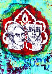 Album cover by lildoombat
