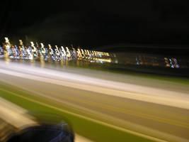 Light Speed Night by SewerShark
