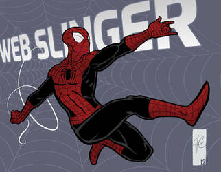 web slinger by AC009